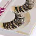 1 Pair New Mink Natural Thick False Fake Eyelashes Eye Lashes Makeup Extension Tool