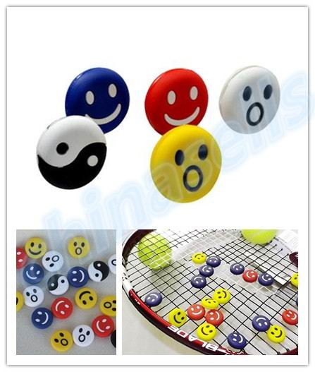 5pcs Tennis Racket Damper Shock Absorber Tenis Racquet Vibration Dampeners S5