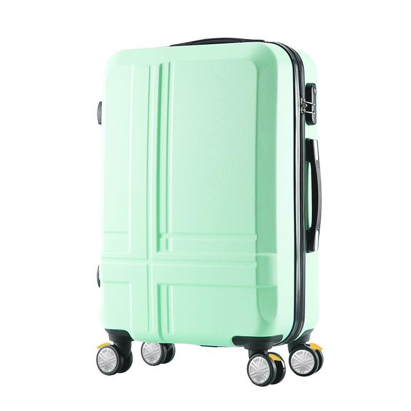2022242628inch trip fashion suitcases and travel bags valise cabine maletas valiz koffer suitcase rolling luggage vintage suitcase 20 26 pu leather travel suitcase scratch resistant rolling luggage bags suitcase with tsa lock