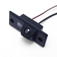 HD سيارة كاميرا الرؤية الخلفية لفولكس واجن جولف باسات لسكودا لبورش كايين للرؤية الليلية السيارات عكس كاميرا لموقف السيارات
