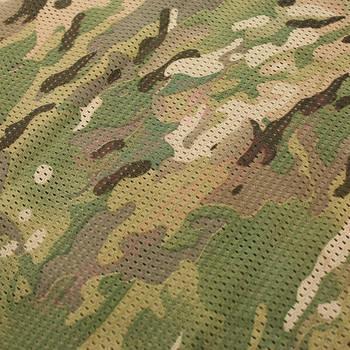 1.5 m * 1 m diy uniformes de camuflagem de caça de malha respirável táticas militares multicam