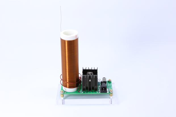 SSTC PLL Tesla coil music delivery power package цена и фото