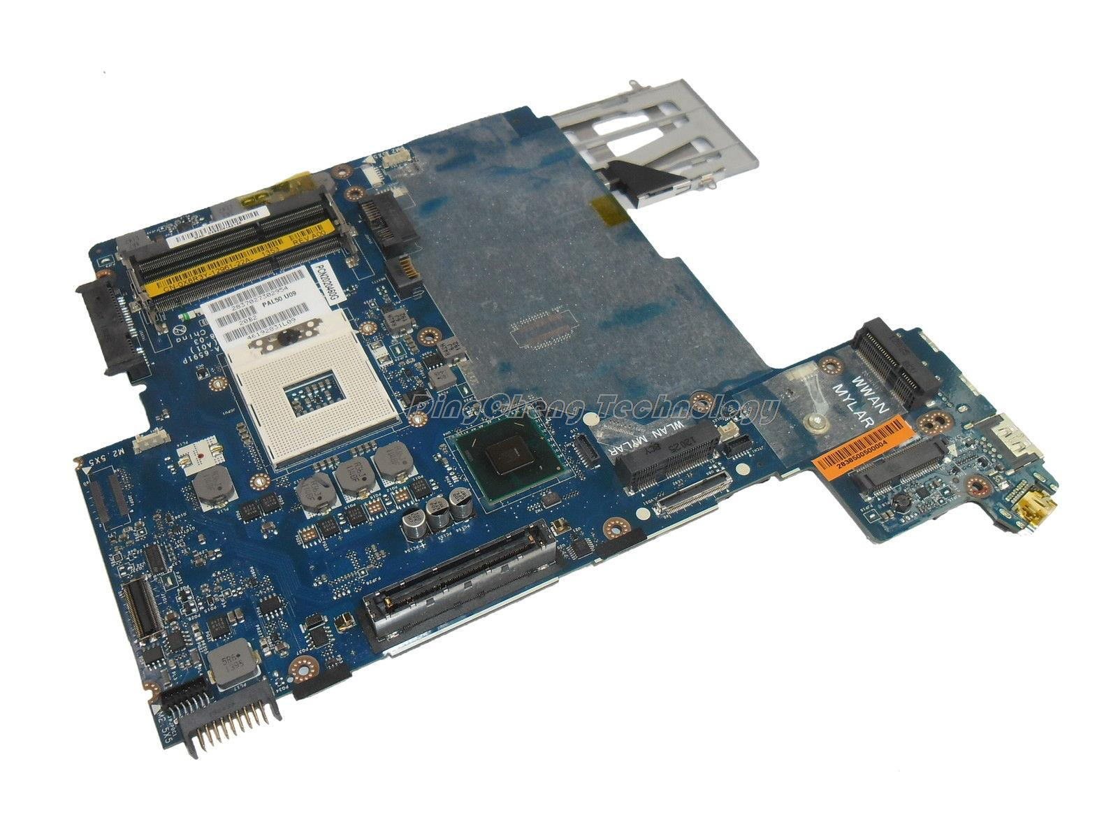 SHELI laptop Motherboard for dell inspiron E6420 LA-6591P CN-07TR3J QM67 DDR3 integrated graphics card 100% tested Fully