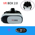 Virtual Reality VR BOX 2016 Headset 3D Glasses Smart Bluetooth Gamepad for 3.5-6.0 inches Smartphone Adult Applicable Upgraded