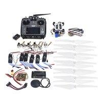 F14711 I RC HexaCopter ARF Electronic: RadioLink AT10 TX&RX 920KV Brushless Motor 30A ESC Propeller GPS APM2.8 Camera Gimbal