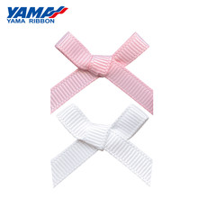 YAMA Wide 32mm±3mm High 27mm±3mm Hand-Tied Bow 200pcs/bag Grosgrain Gold Silver Edge Petersham Plaid Ribbon Diy Gift Decoration