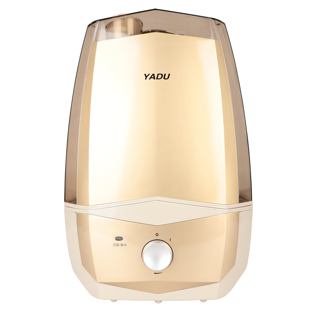 WUXEY 5.7L Ultrasonic Air Humidifier Household Mute Bedroom High Quanlity Golden Creative Office Mini Aromatherapy Air Purifier floor style humidifier home mute air conditioning bedroom high capacity wetness creative air aromatherapy machine fog volume