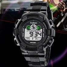 LED Digital Watch Girls Watches Girls Model Digital Sport Wrist Watch Feminine Clock for Hodinky Montre Femme Relogio Feminino
