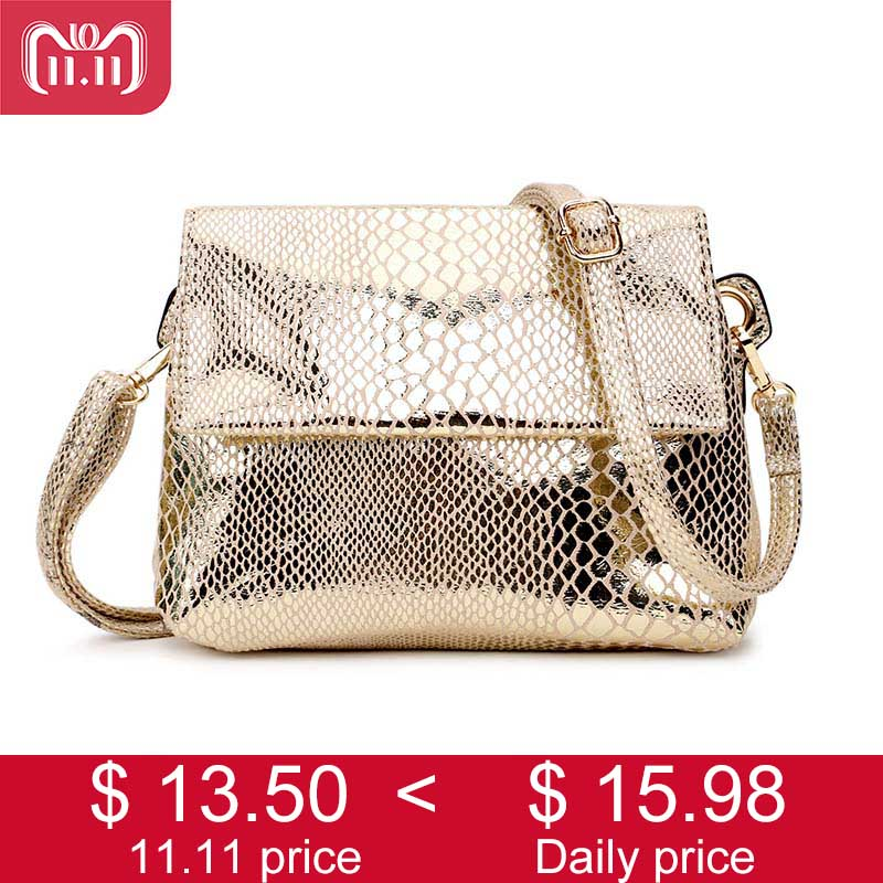 Fashion Small Shoulder Crossobdy Bags for Women 2018 New Leather <font><b>Handbags</b></font> Messenger Bags <font><b>Gold</b></font> Pink Mini Ladies Hand Bags Ukraine
