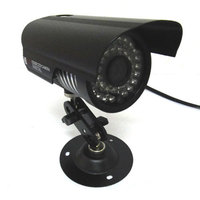 1 3 800TVL IR Color CCTV Outdoor Weatherproof 36LEDs Day Night CMOS Security Camera System