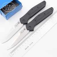 JUFULE Made 940 / 943 Nylon glass fiber handle D2 blade Copper washer folding camp hunting Pocket outdoor EDC Tool kitchen knife