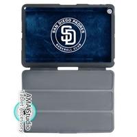 San Diego Padres Baseball FansSmart Folio Cover Case For Apple IPad Mini 1 2 3 4