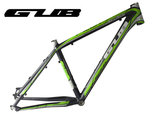 GUB XC-3.0 bicycle frame mountain off-road bike rack aminium alloy frame 16inch 1.74kg white red yellow green blue 2017 New free shipping original mosso 619xc 7005 mountain bike frame 26er 17inch bicycle frame aluminum alloy frame team xc fr