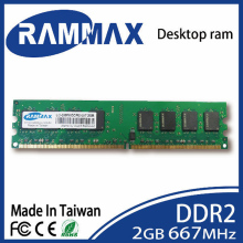 New sealed Desktop Memory Ram 2GB DDR2 LO-DIMM 667Mhz PC2-5300 240-pin/CL5/1.8v compatibility with all PC Computer motherboards
