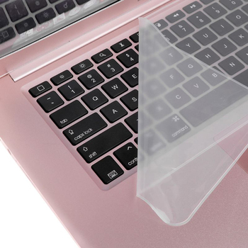 Anti-dust Waterproof Keyboard Cover Universal Soft Silicone Protector Film Replacement for Macbook Laptop Notebook