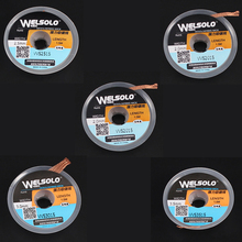 Desoldering Wick WELSOLO Solder-Remover for 5pcs/Lot Powerful 3015/3515