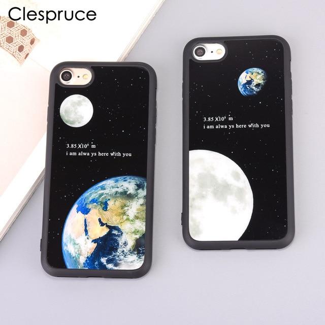 coque iphone 8 moon