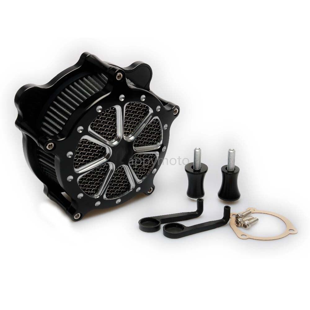 Motorradzubehör Luftfilter Ansaugfilter für Harley Dyna Breakout - Motorradzubehör und Teile
