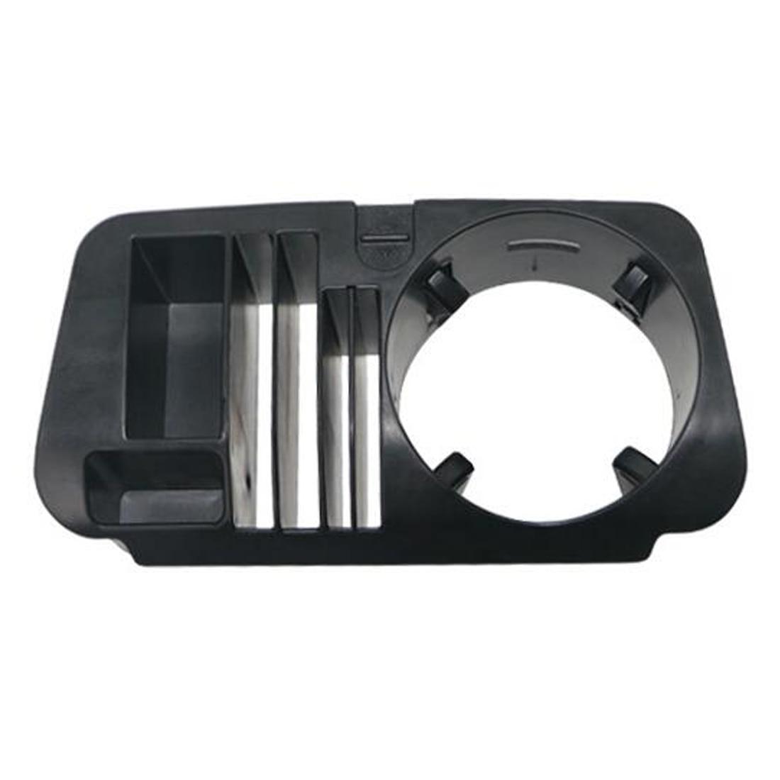 Dewtreetali Car Accessories Car Central Storage Box Cup Holder For Mercedes Benz C class W205/GLC Class X253/E class W213 e200