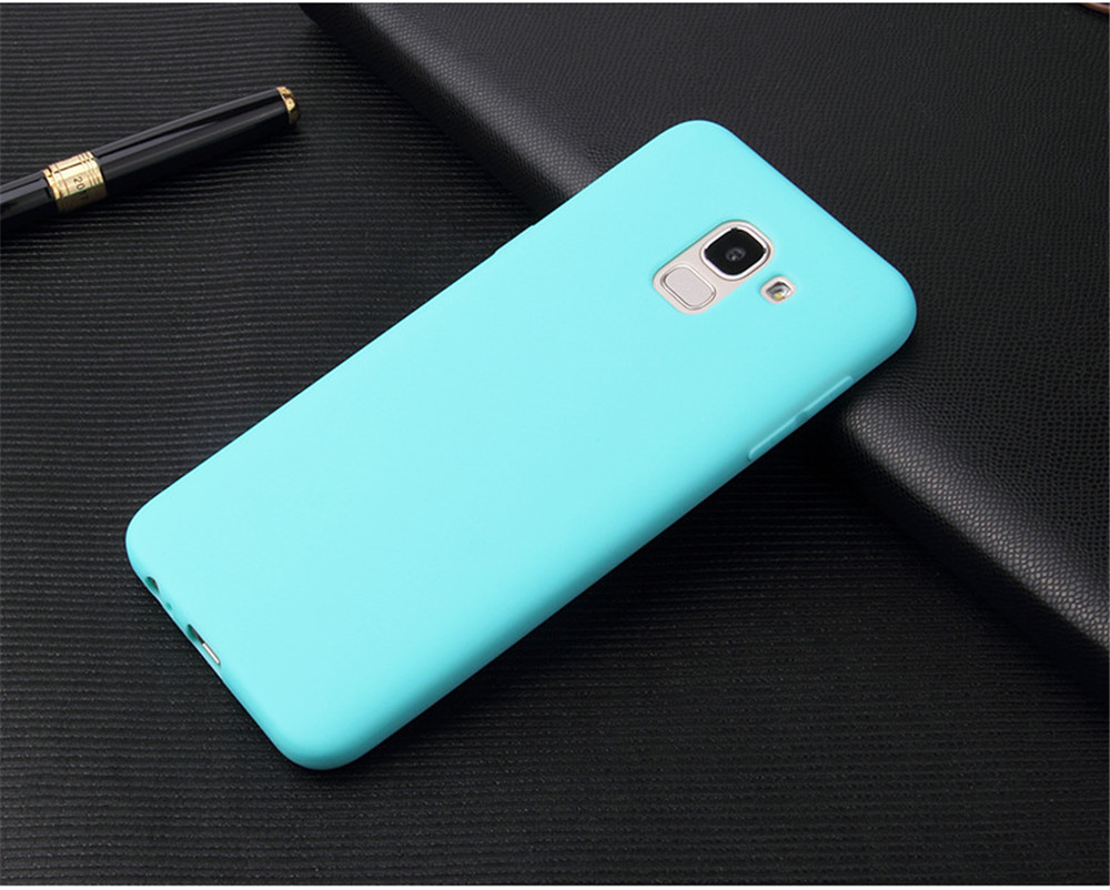 Ultra Thin Cell Phone Case For Samsung Galaxy S6 S7 Edge S8 S9 Plus S8Plus S9Plus soft TPU Silicone Back Cover _40