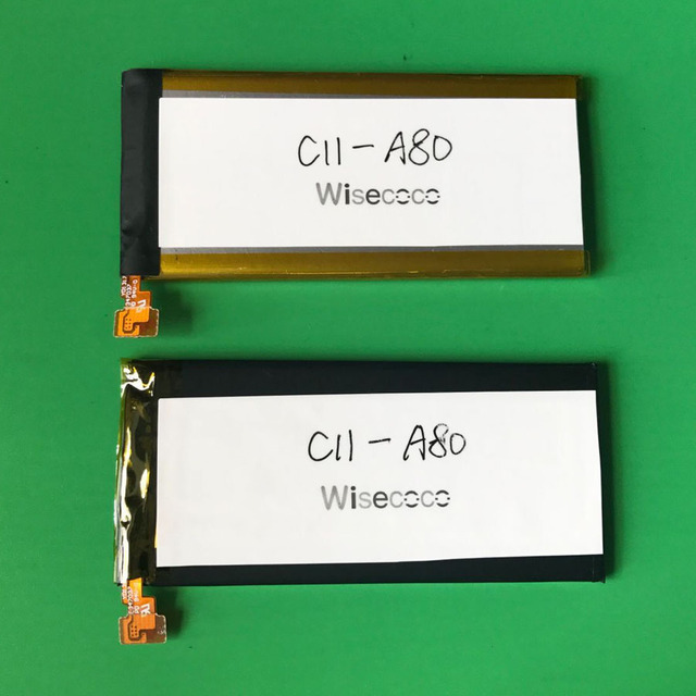 In Stock 100% tested Wisecoco 3.8V C11-A80 battery For ASUS PadFone Infinity A80 Battery + tracking number