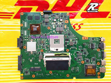 K53SJ Notebook Motherboard N12P-GV-B-A1 GT520M For Asus k53sv rev 3.0 mainboard Original NEW