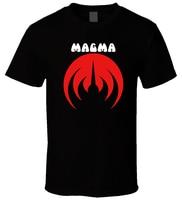 MAGMA Band 1 New Hot Sale Black Men T Shirt Cotton Size S 3XL Hip Hop