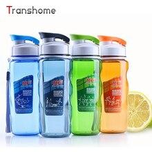 Transhome Hot Leak-proof Shaker Bottle For Water Lemon Juice Space Bottle Outdoor/Travel/Bicycle/Camping/Sport 590ML/470ML