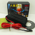 Último cuerpo humano de choque eléctrico generador de nueva versión Eléctrica Touch apoyos mágicos trucos de magia
