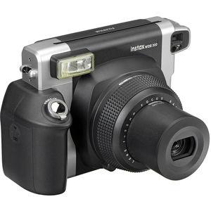 Image 2 - Fujifilm Instax WIDE 300 Film natychmiastowy aparat fotograficzny + Fuji Instant 210 szeroki zwykły biały ramka 40 arkuszy kolorowe zdjęcia filmy
