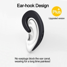 цены Wireless Headphones Bone Conduction Earphone Sport Headphone Ear Hook Wireless Bluetooth 4.2 Sports Headset Stereo Headphone