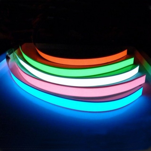 1m 3v battery flexible glow el tape light el wire rope cable 1m 3v battery flexible glow el tape light el wire rope cable waterproof led strip lights aloadofball