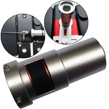 Lente de cámara HD clínica médica Marco para endoscopio Len + Clip de teléfono ajustable para iPhone 5 5S 6 S 7 galaxy S6 s7 borde portátil