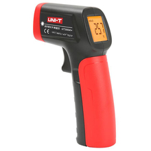 UNI-T UT300A+ Infrared Thermometer Digital Industrial Non Contact Laser Temperature Meter Gun(-20 to 400  degrees)