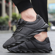 Hot Sale Running Shoes For Men Lace-up Athletic Trainers Zapatillas Sports Male Shoes Outdoor Soft Comfortable Walking Sneakers big size 39 47 hot sneaker sale running shoes for men lace up athletic trainers sports male shoes outdoor walking sneakers man