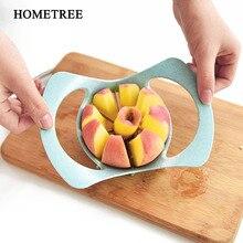 HOMETREE 1Pcs Fruits Legumes Outils Oignon Cutter Apple Peeler Trancheuse  Acier Inoxydable Fruit Tools Kitchen Accessories H767 legumes