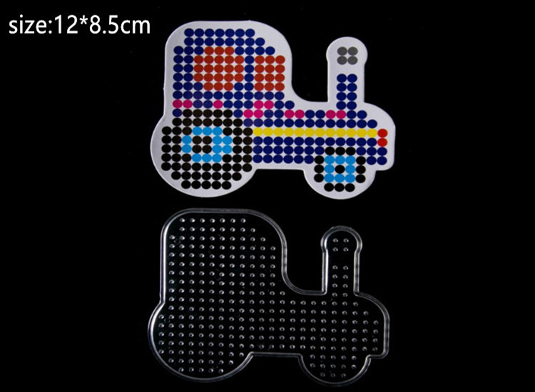 5mm hama beads small template c6