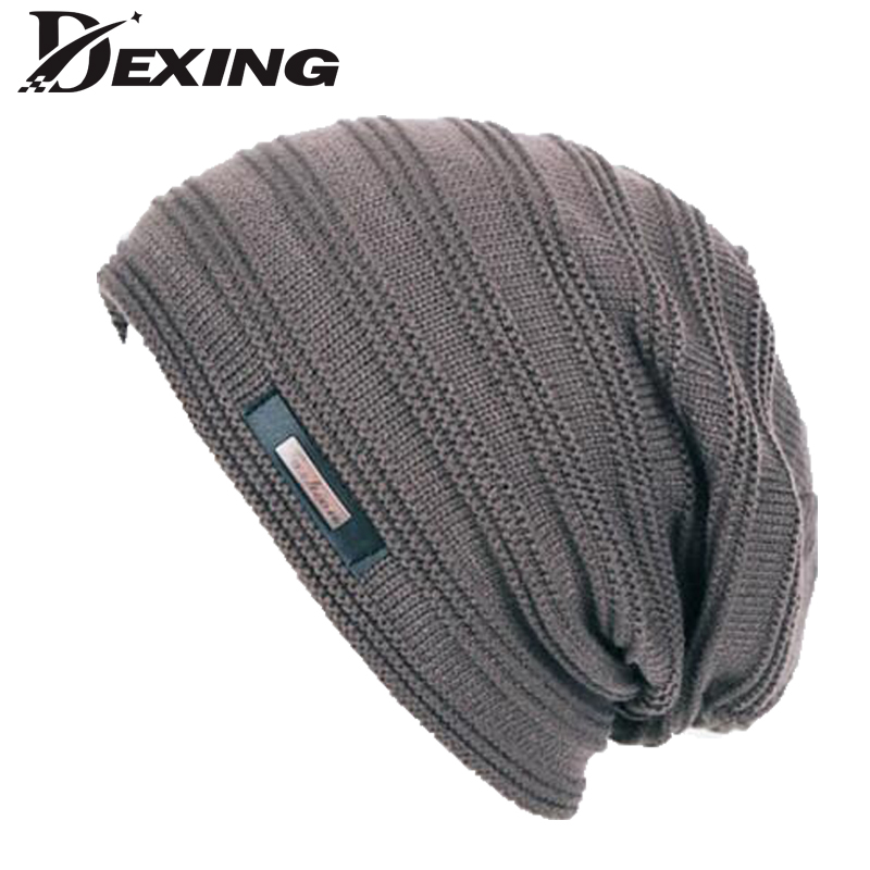 [Dexing]Brand Beanies Knit Mens
