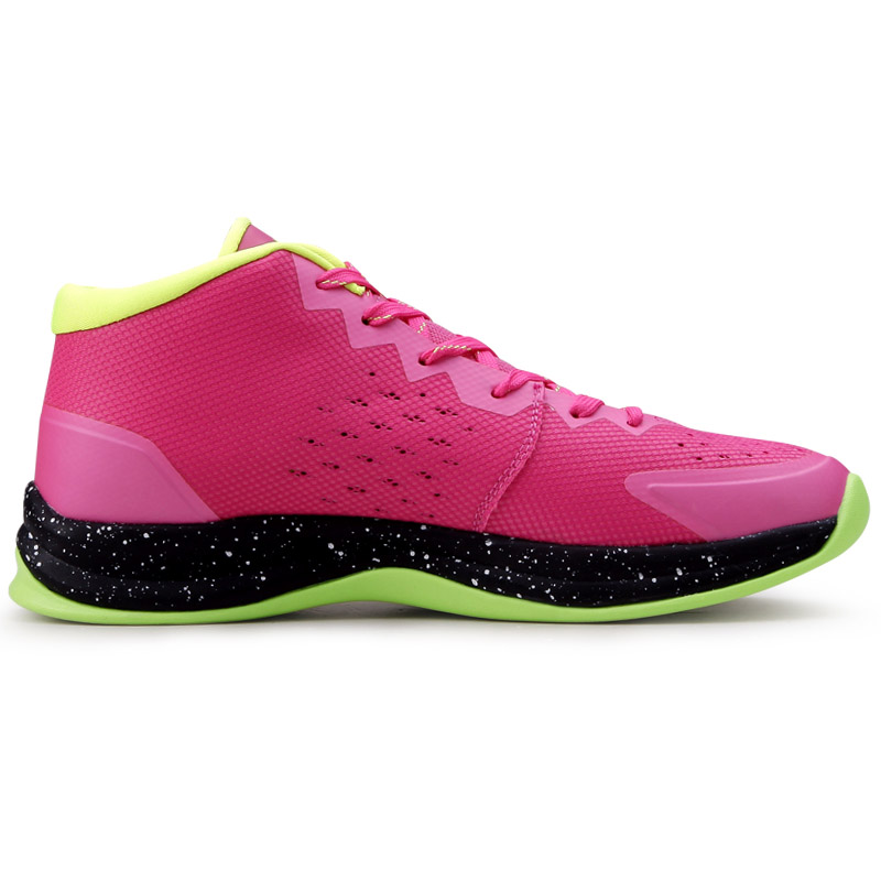 Men Light Lace-up Basketball Shoes Breathable Sneakers Anti-slip Wearable Jordan Sport Shoes For Gym Training Outdoor Athletic