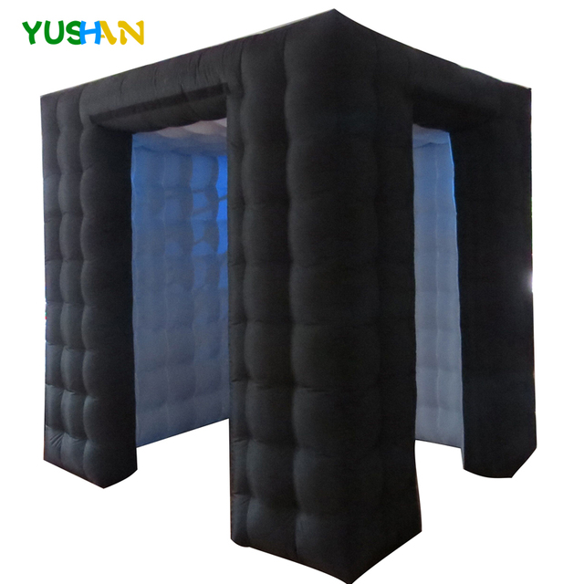 Popular Customized wedding party photo booth props photo booth enclosure Portable photo booth Baby Shower Photo booth For sales