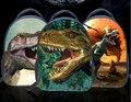13 Pulgadas de Dibujos Animados Dinosaurio Jurásico Parque Temático Niños Mochilas de Impresión Mochilas escolares Para Niños Niños Niños Mochila Infantil