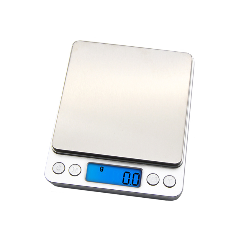 Bilancia elettronica digitale Bilancia tascabile Bilancia da cucina - Strumenti di misura - Fotografia 5