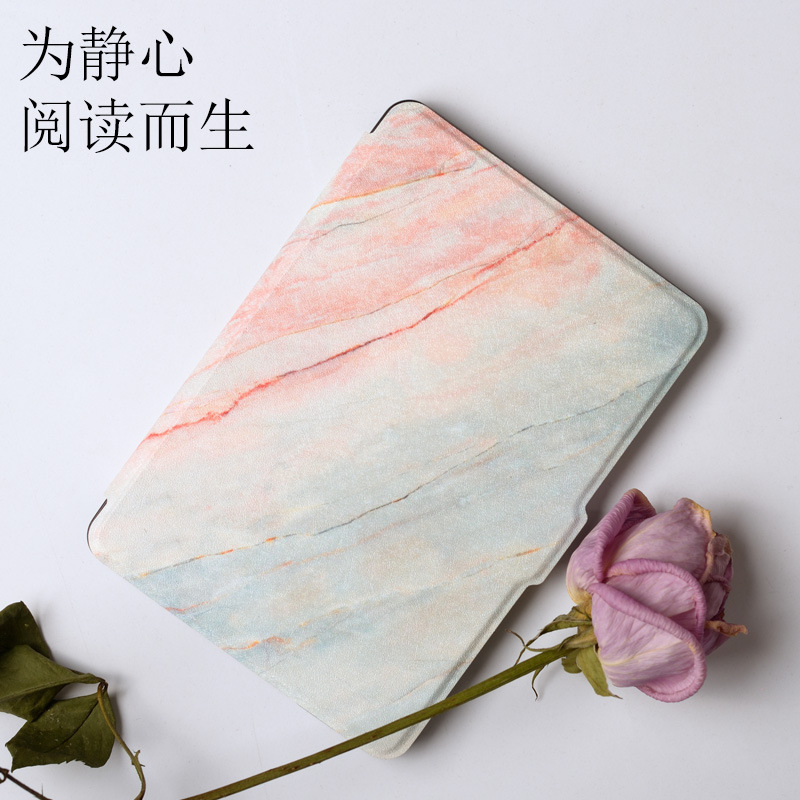 Magnet case cover for kindle paperwhite case handle Lighted Slim Leather Cover For Kindle Paperwhite 1 2 3 auto wake up case pu leather ebook case for kindle paperwhite paper white 1 2 3 2015 ultra slim hard shell flip cover crazy horse lines wake sleep