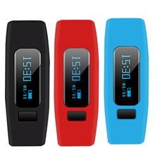 OLED Экран Bluetooth 4.0 UP2 здоровья Смарт часы браслет Спорт фитнес трекер сна монитор Смарт Браслет