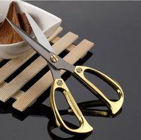 شنغهاي تشانغ كويزومي مقص الفولاذ المقاوم للصدأ سبائك القص قوي القص قص الزفاف المطبخ مقص مقص قطع اللحوم