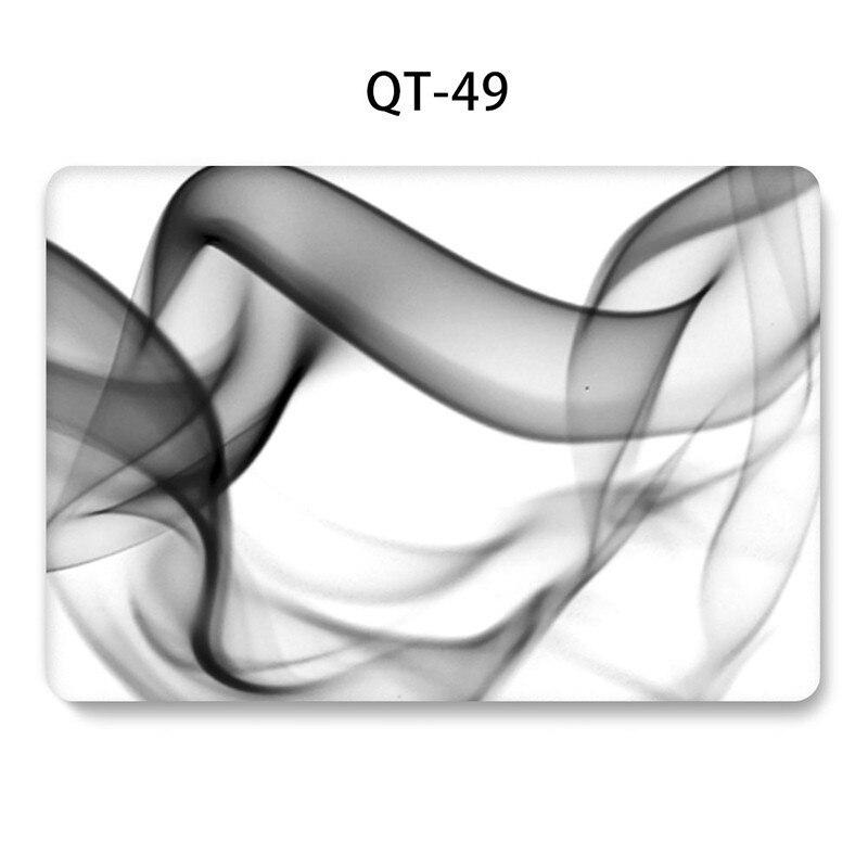 עבור apple עבור אינץ Pro 13 15 MacBook עם בר Touch החלף שרוול Case עבור Apple MacBook Air 11 13.3 Retina 12 13 15 אינץ 3D הדפס Cover (2)