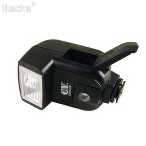 Novo Mini Flash Light Speedlite para Canon Powershot G16 G15 G12 G11 G10 G9 G7 G6 G5 G3 G2 G1 câmera Digital