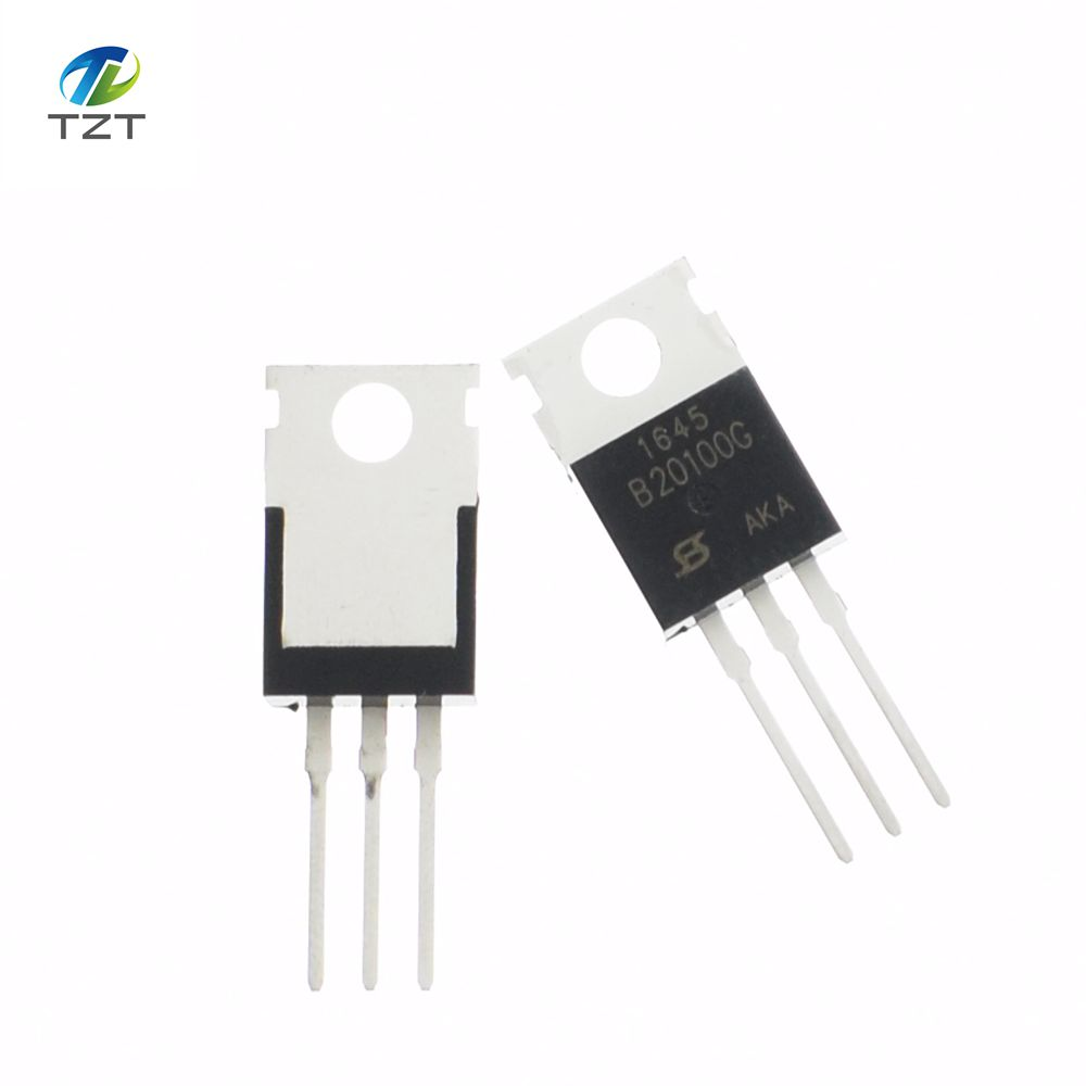 10 pcs mbr20100ct mbr20100 diodes redresseur 100 v 20a to 220 china mainland