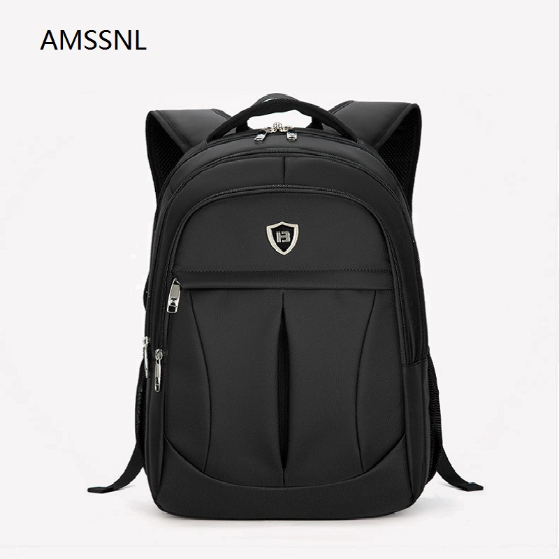AMSSNL newest schoolbags for senior high school students hot selling simple good quality oxford  leisure business computer bags high quality tr1000 tr2020 900168 26 selling with good quality