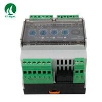 HPD300 обратный Мощность реле защиты собирает 3 фазы Напряжение, 3 Ток фазы, частоты и Мощность параметры